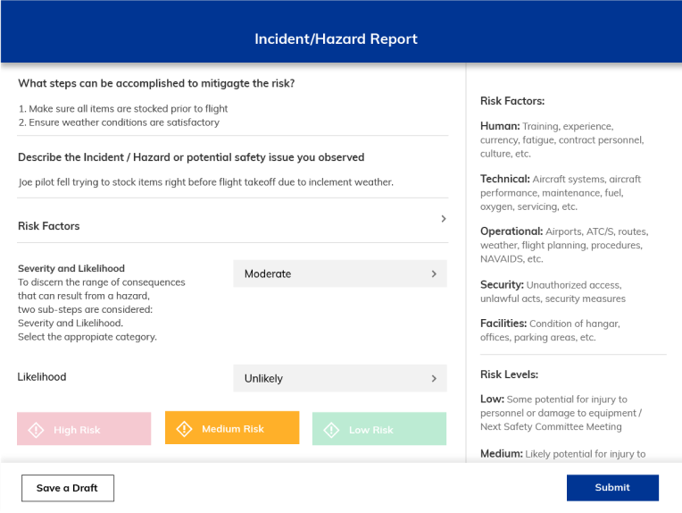 No more paperwork. Change Management, ASAP, Incident Hazard Reports, and…