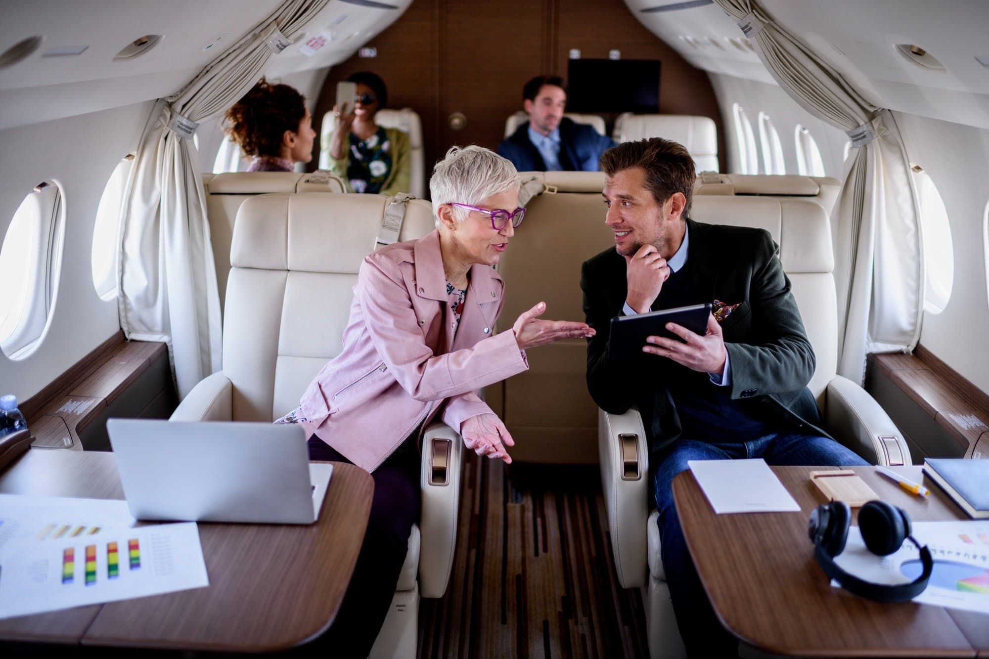Uber of the Skies, is it Impossible? Absolutely not. Here's why.