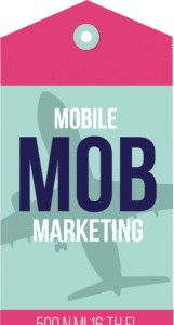 Mobile Marketing Tag for Aviation Companies