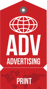 Print Advertising Tag for Aviation Companies